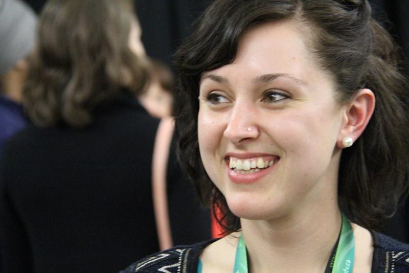 Meet Nova Hopkins, GDD Faculty