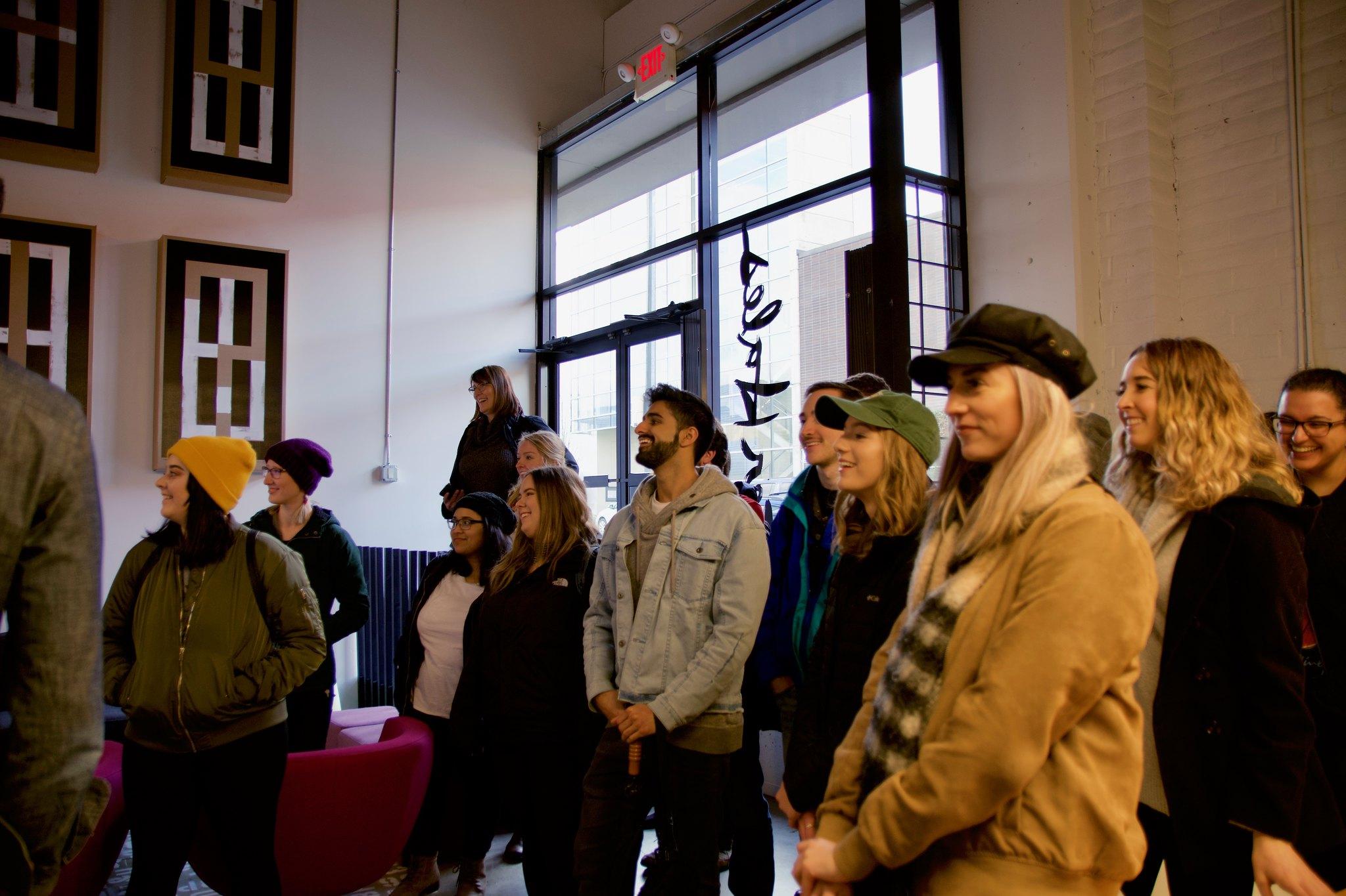Grad 2018 Vancouver Studio Tours