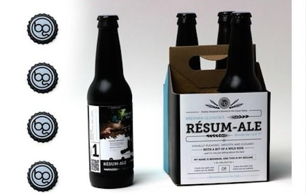 Designers like their beer!